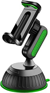 ZHINTE Car Phone Holder Suction Cup Mount Stand Stand for 4-6.5inch Mobile Phone GPS