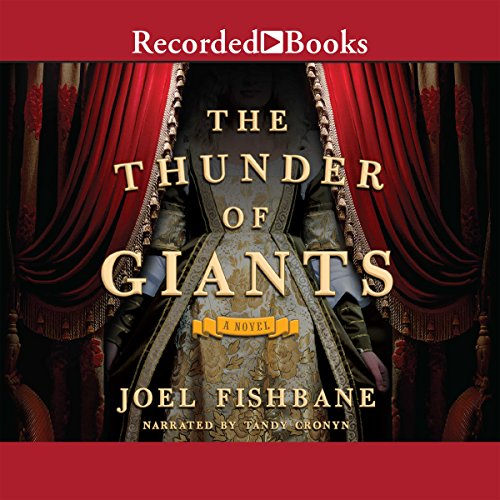 The Thunder of Giants audiobook cover art