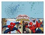 Procos 85155 - Tischdecke Ultimate Spiderman Web W