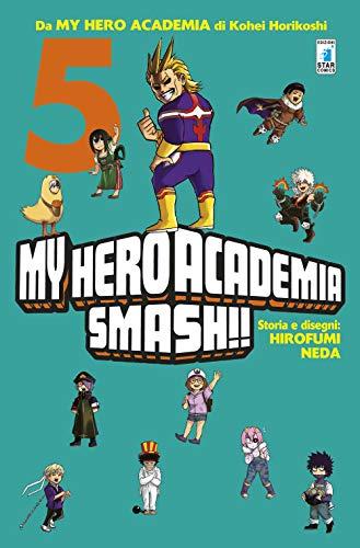 My Hero Academia Smash!! (Vol. 5)