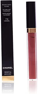 Chanel Rouge Coco Gloss Moisturizing Glossimer - # 738 Amuse-Bouche for Women 0.19 oz Lip Gloss