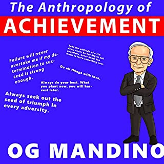 The Anthropology of Achievement cover art