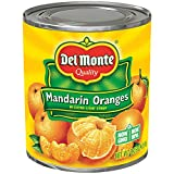 Del Monte Canned Mandarin Oranges, 8.25 Ounce (Pack of 12)