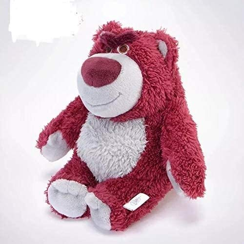 Knuffels 1pc Toy Story Strawberry Bear Gevuld draagt ​​Super Soft Toys For Kids Met Aardbei Smell 35cm dljyy