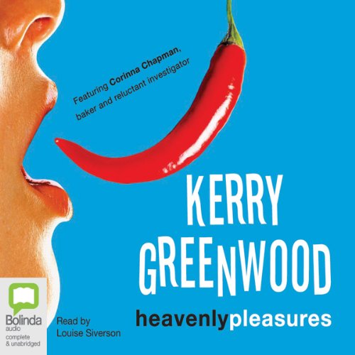 Heavenly Pleasures audiobook cover art