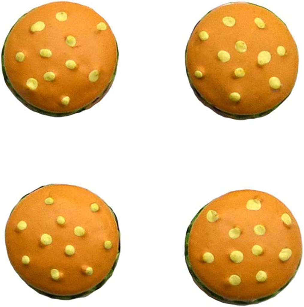 Quality Handcrafts Guaranteed Hamburger Tuxedo Studs