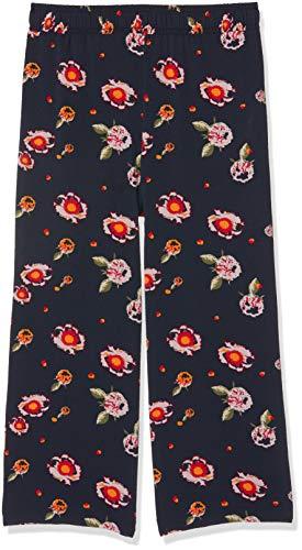 NAME IT NAME IT Mädchen NLFOCAMI Wide Pant NOOS Hose, Mehrfarbig (Pink Nectar Pink Nectar), 170
