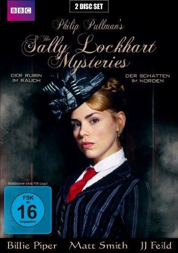 The Sally Lockhart Mysteries - Der Rubin im Rauch/Der Schatten im Norden [2 DVDs]