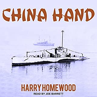 China Hand cover art
