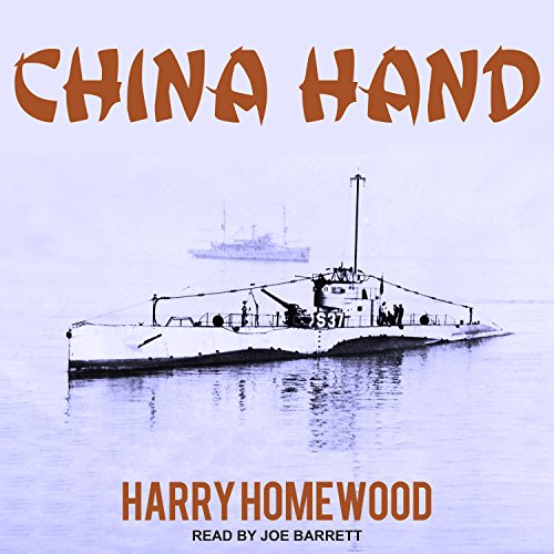 China Hand audiobook cover art