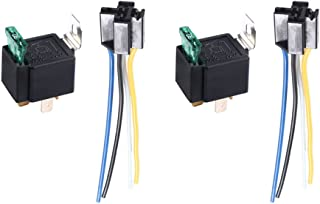 Best 4 pin relay schematic Reviews