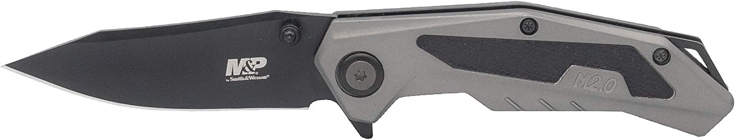 Smith Wesson MP M2.0 6.5in Folding Animer and price revision S.S. specialty shop Ti-N Ultra-Glide Knif