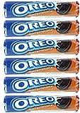 Oreo - Cookies Peanut Butter Kekse Erdnussbutter - 6x154g