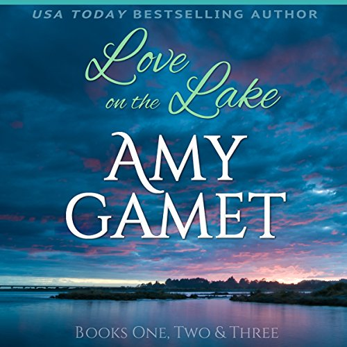 Love on the Lake Boxed Set audiobook cover art
