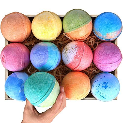 RoseVale Bath Bombs Gift Set...