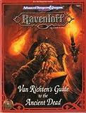 Van Richten's Guide to the Ancient Dead (Advanced Dungeons & Dragons: Ravenloft, Campaign Accessory/9451)