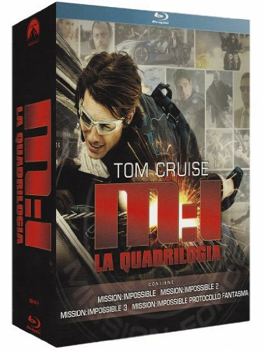 Mission: impossible - La quadrilogia