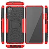 Hongjian Funda para Huawei Maimang 9 Huawei Mate 40 Lite TNN-AN00 Soft Shell Viewing Bracket Case Cover 1