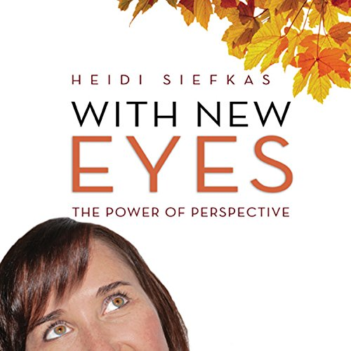 With New Eyes audiobook cover art