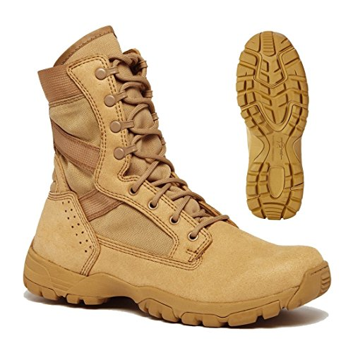 BELLEVILLE TR393 FLYWEIGHT Ultra Light.Hot Weather Garrison Boot 40.5