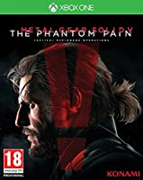 Metal Gear Solid V: The Phantom Pain - Standard Edition (Xbox One) (輸入版)