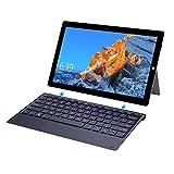 TECLAST X4 Windowsタブレット、8GB RAM 256GB SSD、11.6インチ 1920*1080 IPS ディスプレイ、小型パソコン、Windows 10 Celeron N4100、デュアルWiFi、デュアルカメラ2.0MP/5.0MP、Micro HDIM、BT4.2(キーボードは含まれません)2 in 1タブレットPC