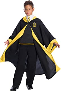 Charades Hufflepuff Student Children's Costume, As Shown, Small