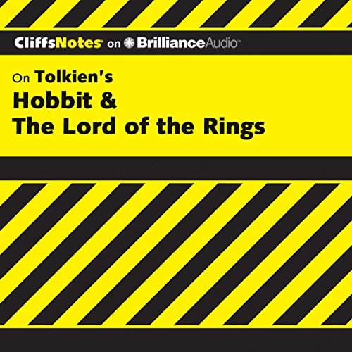 The Hobbit & The Lord of the Rings: CliffsNotes audiobook cover art
