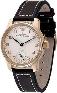 Zeno - Watch Reloj Mujer - Classic Winder Gold Plated - 6558-6-Pgr-f2