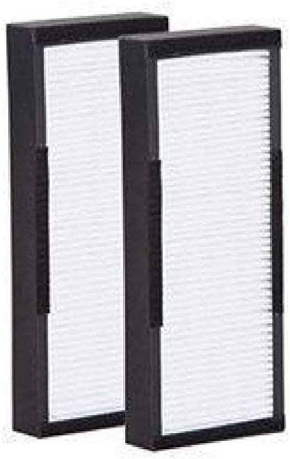 LifeSupplyUSA 2 Packs El Paso Mall of HEPA Filters Replacement w Max 56% OFF Compatible
