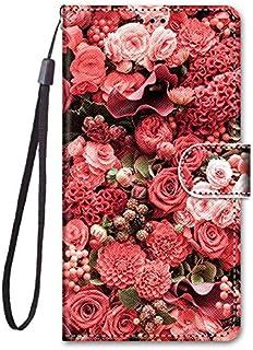 جرابات ODIN-Flip - جراب جلدي لجهاز Redmi Note 8 7 4X 5 6 Pro Plus 4 K20 7A 5A 6A 4A 3 جراب Flower Flip Book لهاتف Redmi S2...