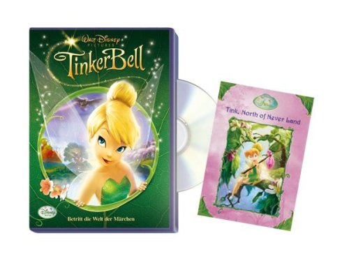 TinkerBell (Collector's Pack + Buch)