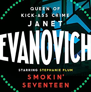Smokin' Seventeen     Stephanie Plum, Book 17              By:                                                                                                                                 Janet Evanovich                               Narrated by:                                                                                                                                 Lorelei King                      Length: 6 hrs and 22 mins     58 ratings     Overall 4.4