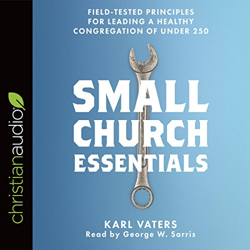 Small Church Essentials audiobook cover art