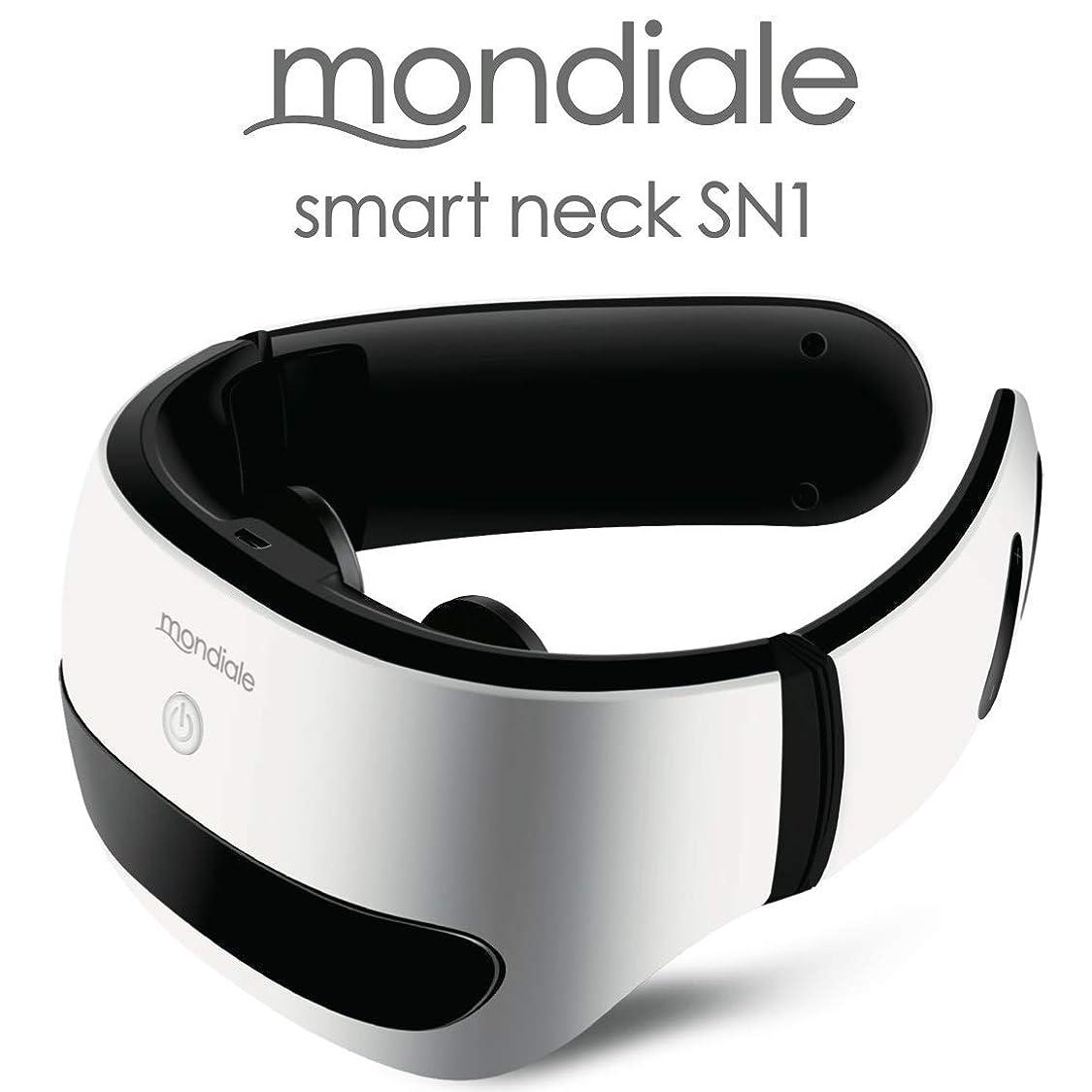 落ちた審判絶え間ないモンデール スマートネック SN1 mondiale smart neck SN1