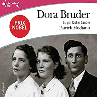 Dora Bruder cover art