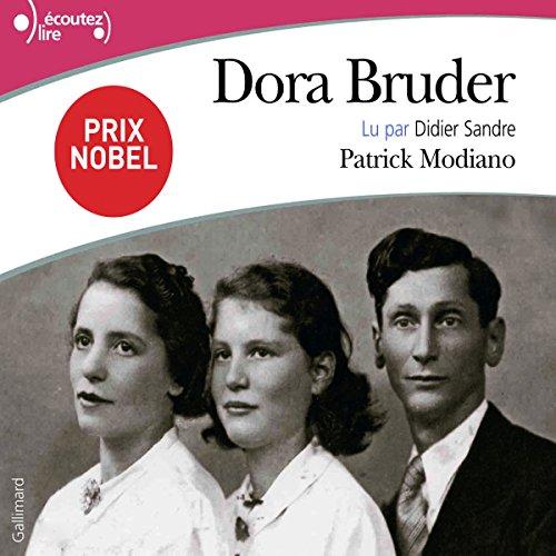 Dora Bruder cover art