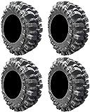 Full set of Interco Bogger 28x10-14 (8ply) ATV Tires (4)