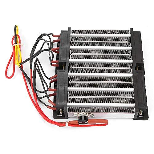 【𝐍𝐞𝒘 𝐘𝐞𝐚𝐫 𝐃𝐞𝐚𝐥𝐬】Calentador de aire de cerahorro de energía, 110V/220V 1500W Calentador de aire de cerámica PTC aislado Calefacción de PTC(110V1500W)