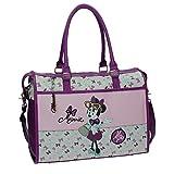 Disney Minnie Glam Bolsa de Viaje, 19.15 litros, Color Rosa