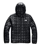 The North Face Men's Thermoball Eco Hoodie Jacket, TNF Black, L