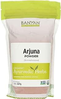 Banyan Botanicals Arjuna Powder - USDA Certified Organic - Terminalia arjuna - Ayurvedic Bark Powder for a Healthy Heart*