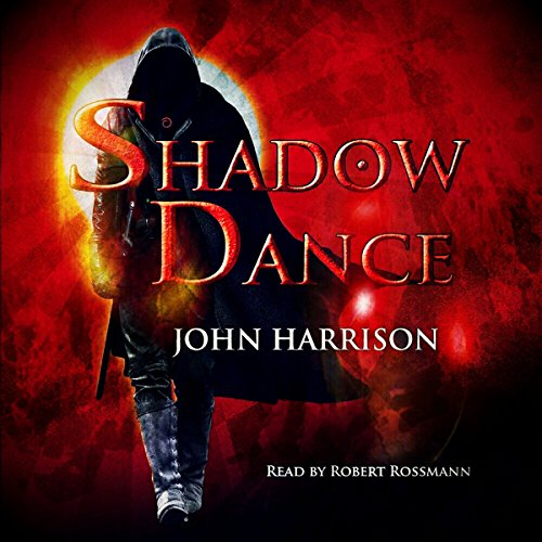 Shadow Dance audiobook cover art