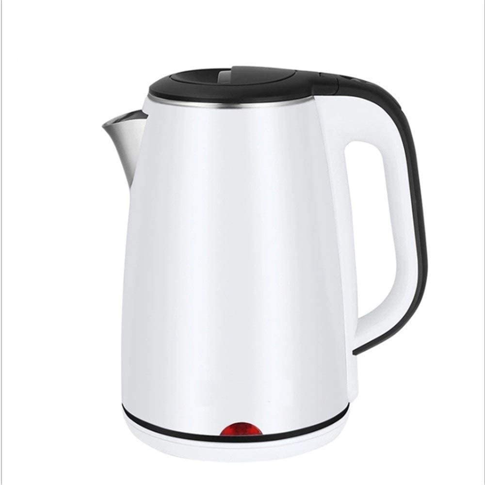 Shanxihuangfu Electric kettle double anti-scald Max 67% Factory outlet OFF steel stainless