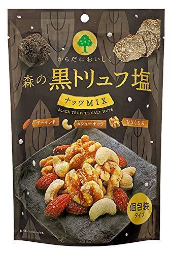 MD 森の黒トリュフ塩ナッツミックス 70g ×3袋