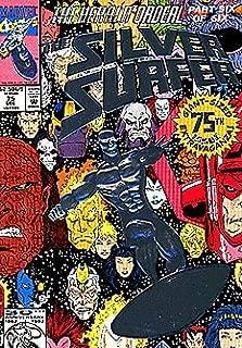Silver Surfer (1987 series) #75