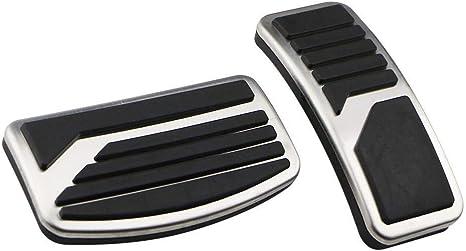 Copri pedali pedali pedale acceleratore freno frizione auto , Per Mitsubishi PAJERO Eclipse RVR Cross Car Styling