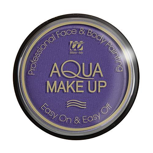 Widmann Aqua maquillage unisex-child, Violet, 15 g, vd-wdm9238i
