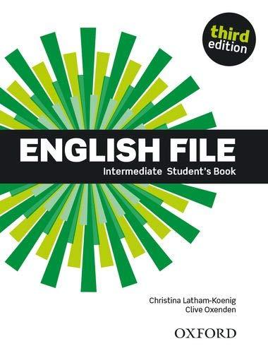 English File Intermediate Student's Book