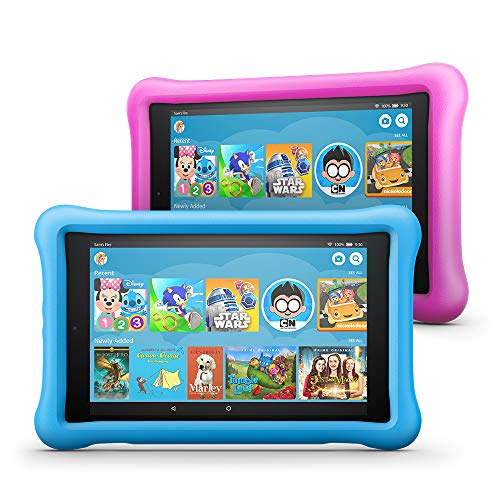 Fire HD 8 Kids Edition 32GB tablet 2-pack